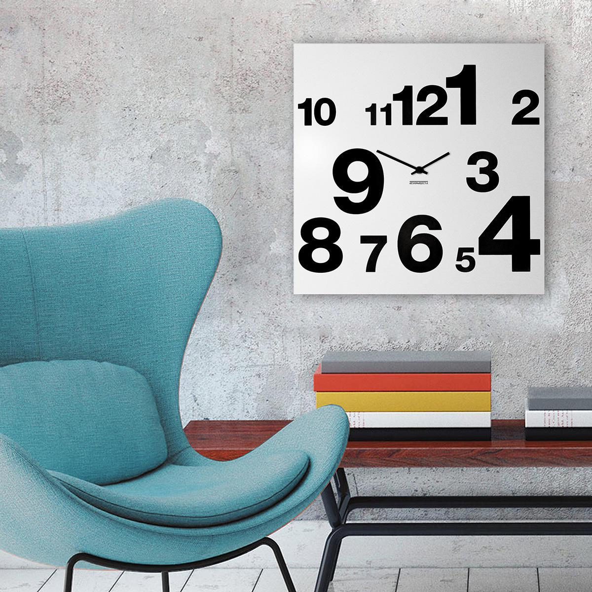 orologio-parete-design-wall-clock-mood-numbers-line-white