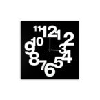 orologio-parete-design-wall-clock-numbers-circle-white