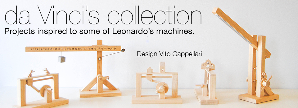 da Vinci's Collection Designobject