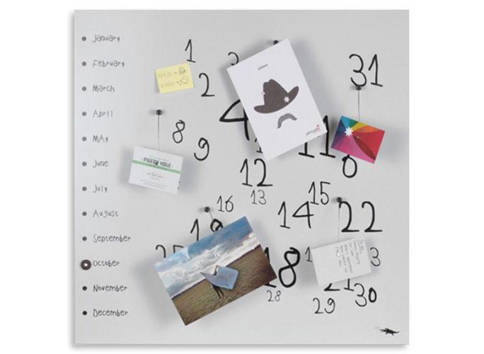 calendario-perpetuo-lavagna-magnetica-design-magnetic-board-perpetual-calendar-kro1-white
