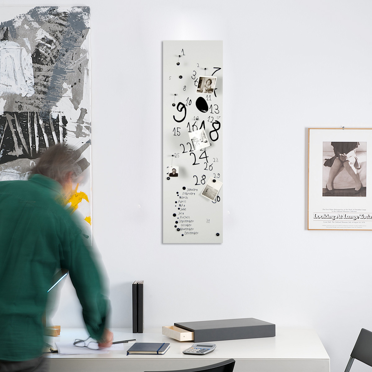 calendario-perpetuo-lavagna-magnetica-perpetual-calendar-magnetic-board-mood-kro3-white