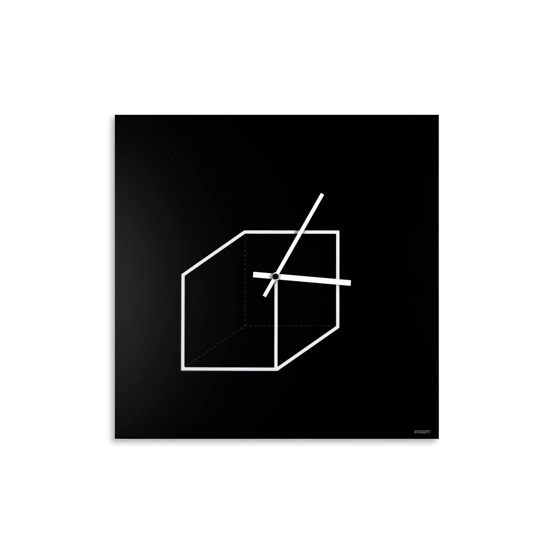 oroloigo-parete-design-minimal-wall-clock-cube