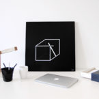 oroloigo-parete-design-wall-clock-geometric-cube