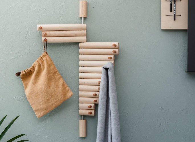 appendiabiti di design coat rack