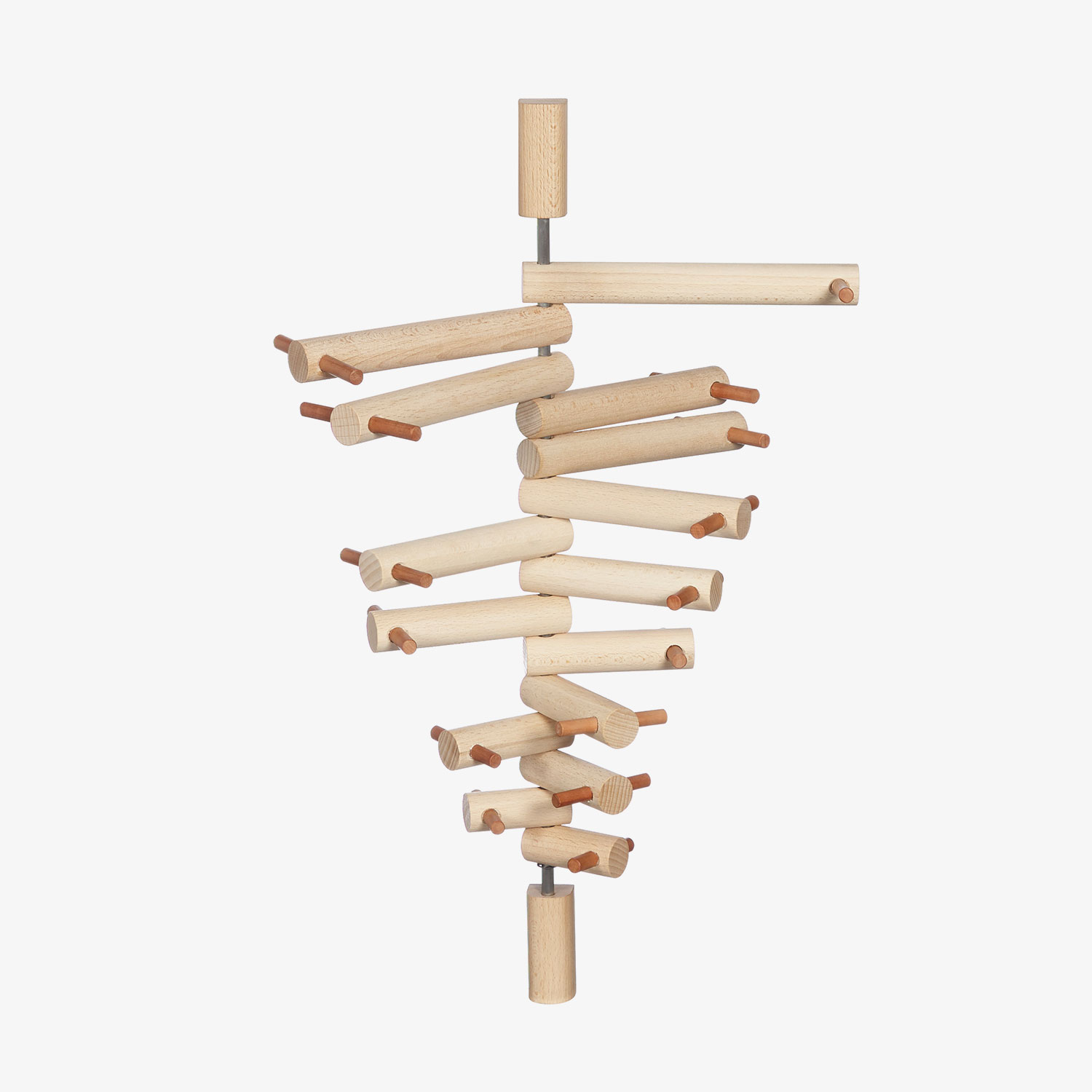 design coat rack appendiabiti da muro