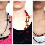 TOT-p-necklace-pvc-design-colors-red-black-white-minimal