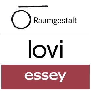 Marchi distribuiti: Raumgestalt-Lovi-Essey