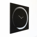orologio-parete-design-calligrafia-wall-clock-decoration-enso-black
