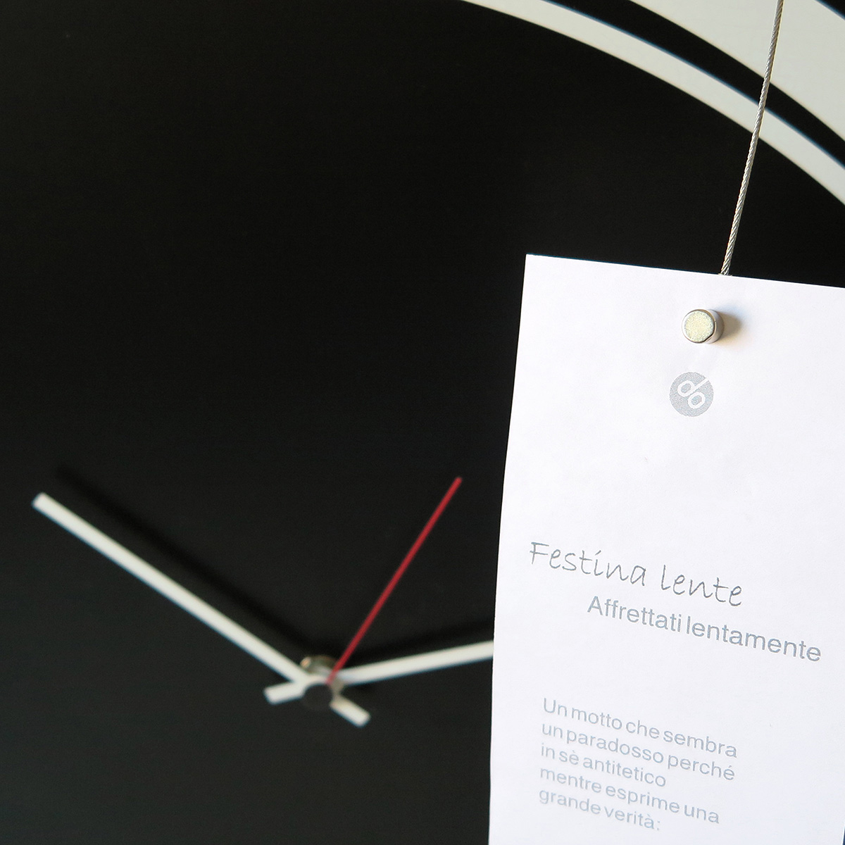 orologio-parete-design-calligrafia-wall-clock-detail-enso-black