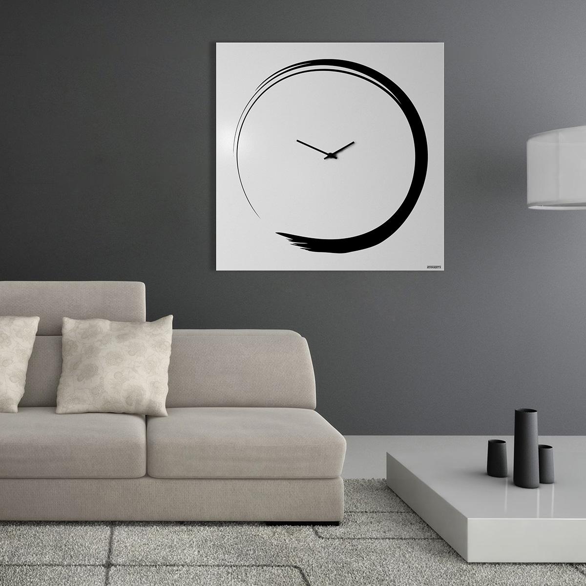 S enso orologio da parete design designobject - Orologio design parete ...