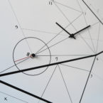 orologio-parete-design-wall-clock-detail-time-line-white