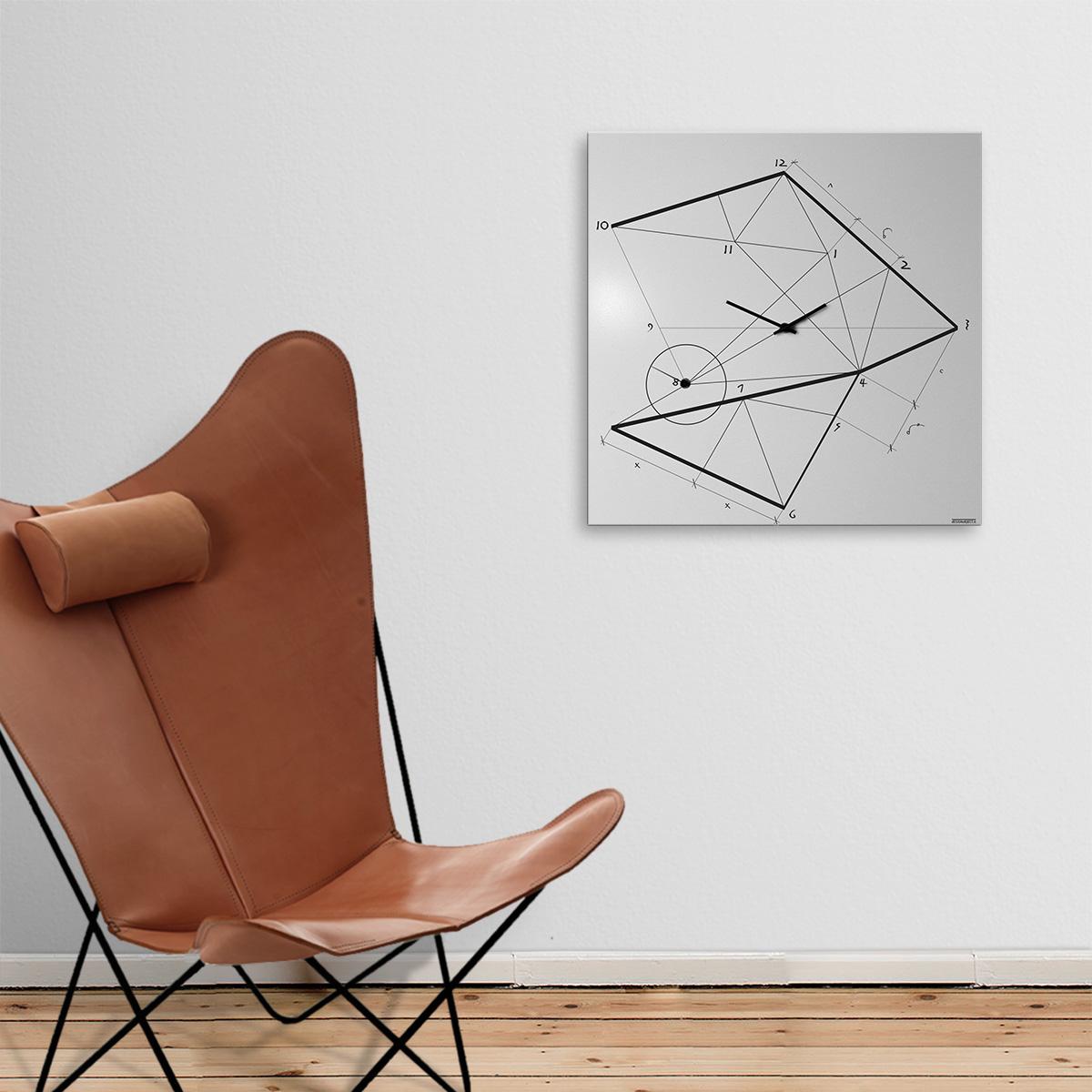 orologio-parete-design-wall-clock-mood-time-line-white-armchair