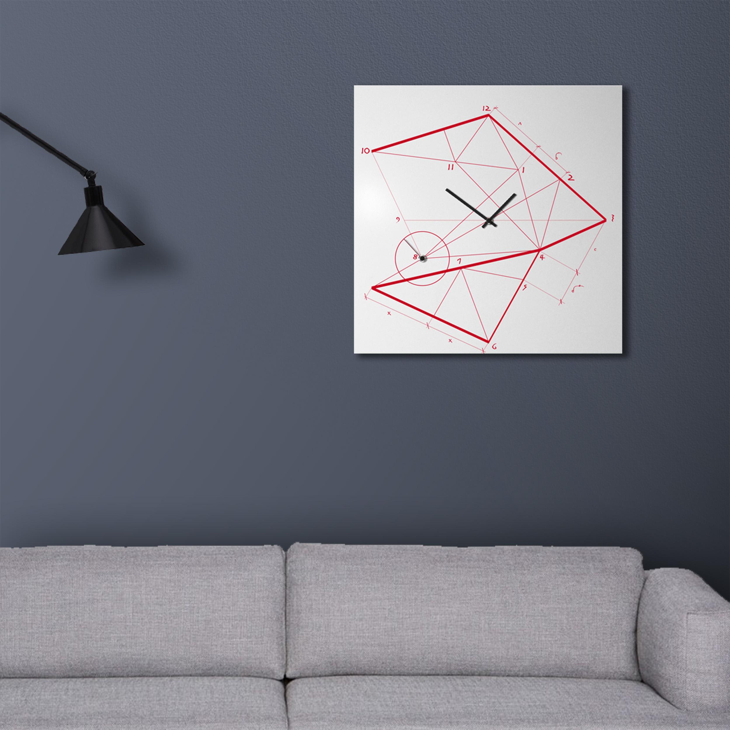 orologio-parete-design-wall-clock--red