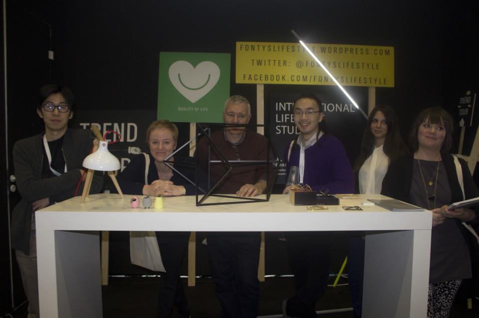 ambiente trend tour award vito cappellari 2015