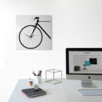 orologio-parete-design-wall-clock-mood-bike-white