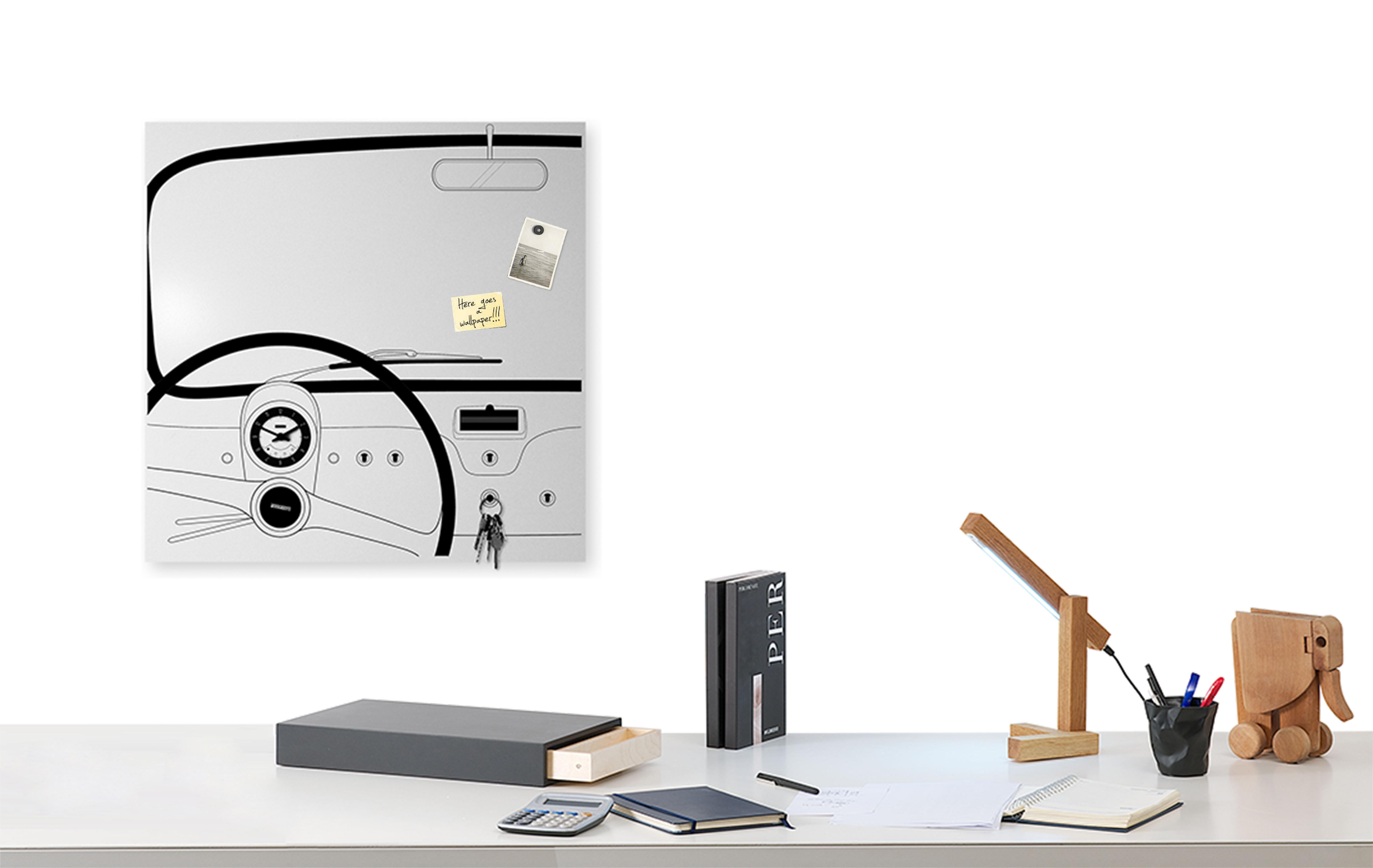 Cinquino Clock-Organizer Mood