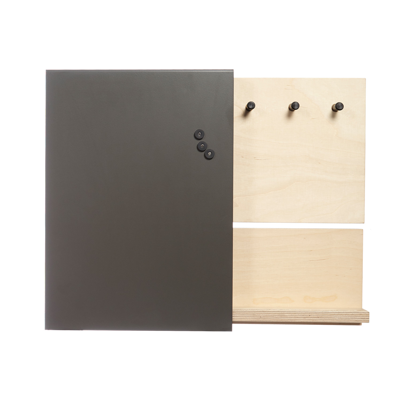 design organizer keyholder magnetic board