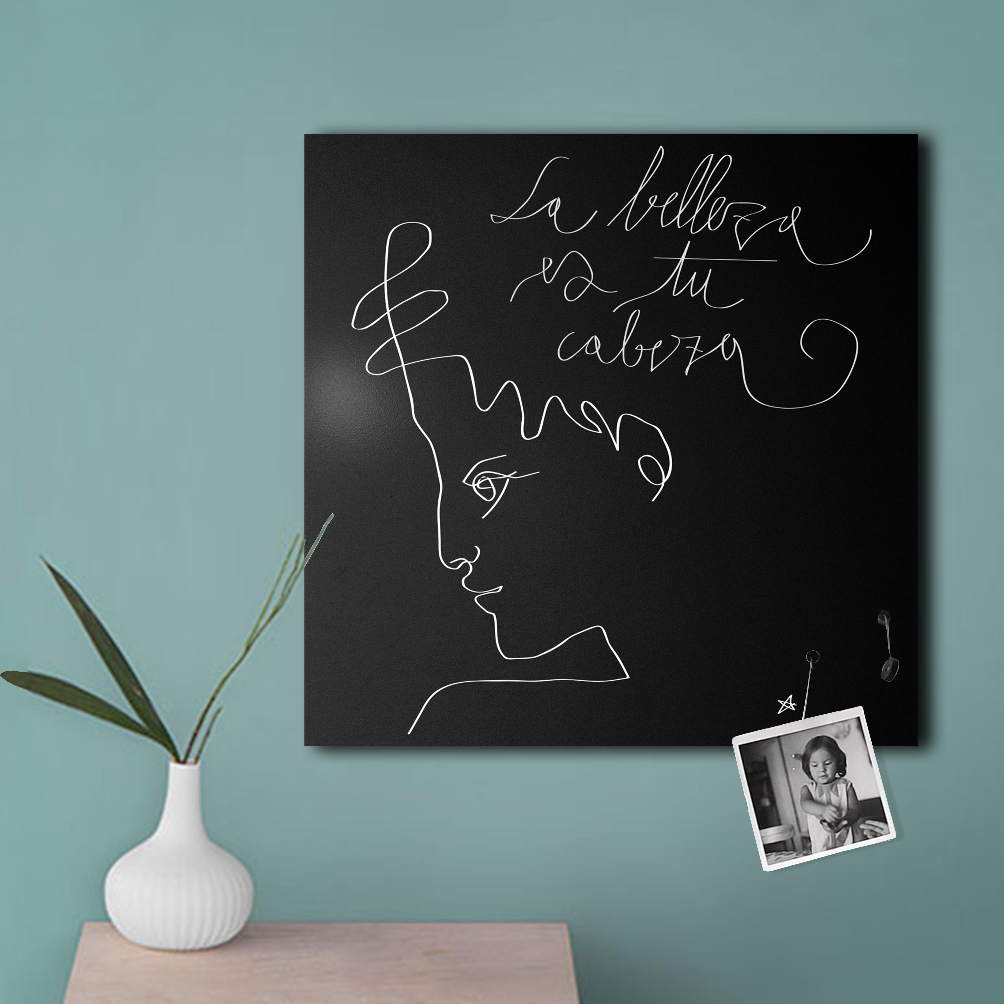 lavagna magnetica magnetic board design minimal