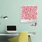 lavagna-magnetica-portafoto-magnetic-board-desk-lovestorming