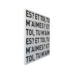 lavagna-magnetica-portafoto-romantico-magnetic-board-romantic-et-toi