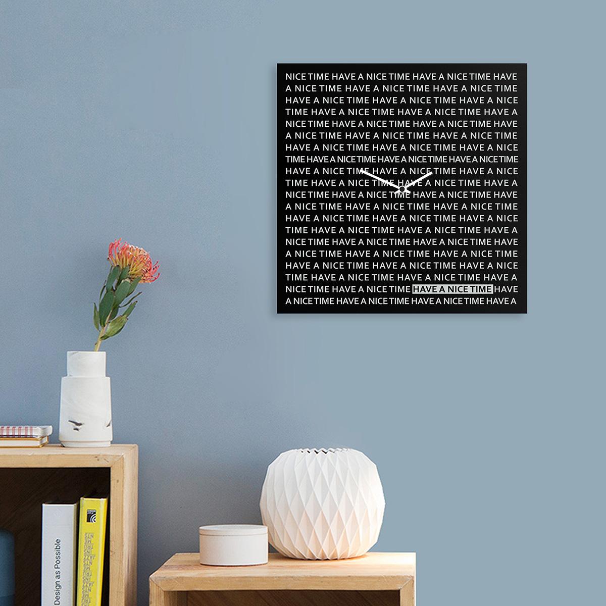 orologio-parete-design-wall-clock-magnetic-board-mood-nice-time-black