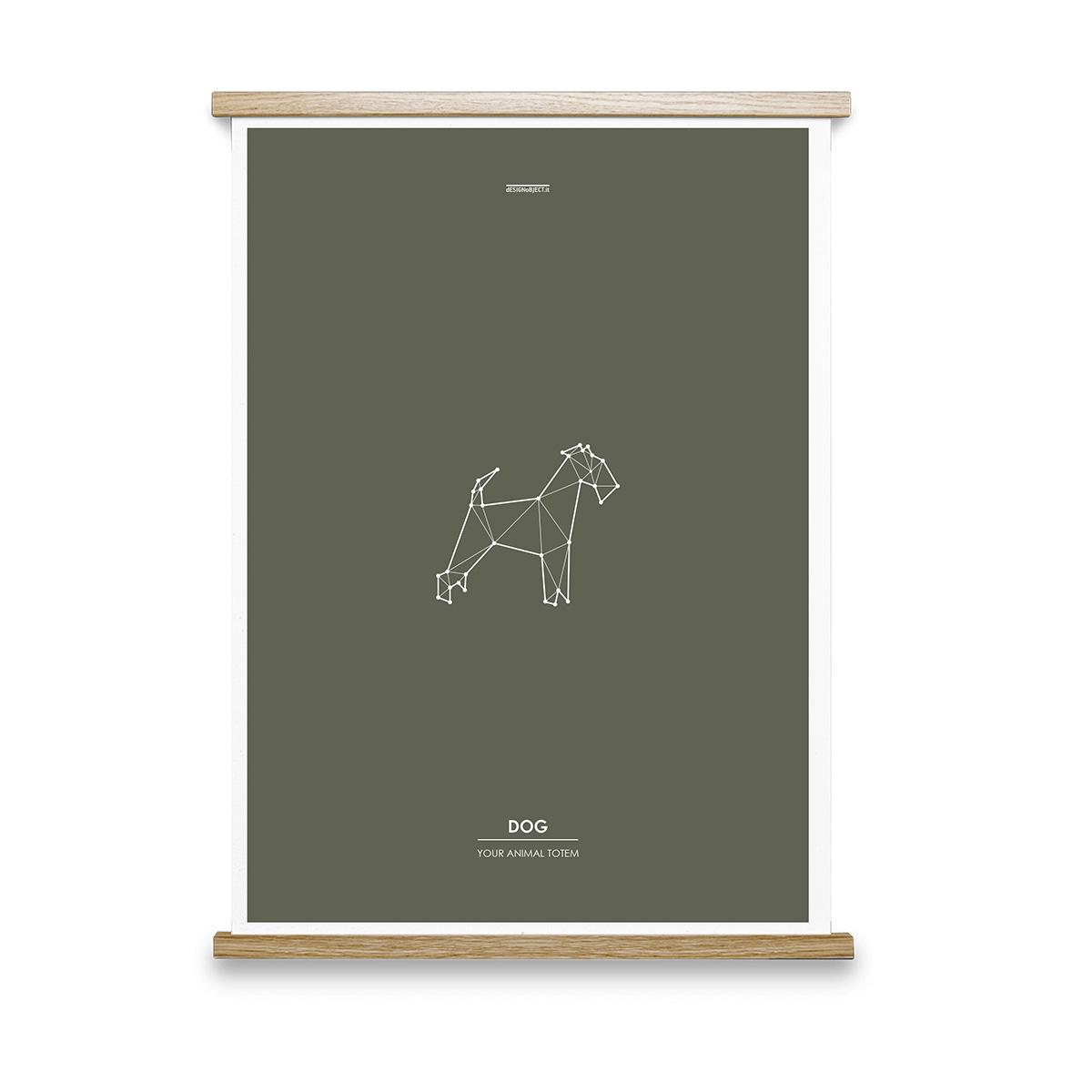 dog-animal-totem-art-print