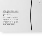 orologio-parete-design-calendario-perpetuo-wall-clock-calendar-magnets-papavero