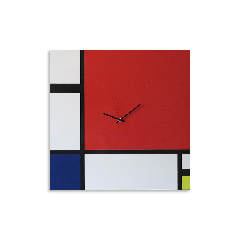 orologio-parete-design-wall-clock-mondrian