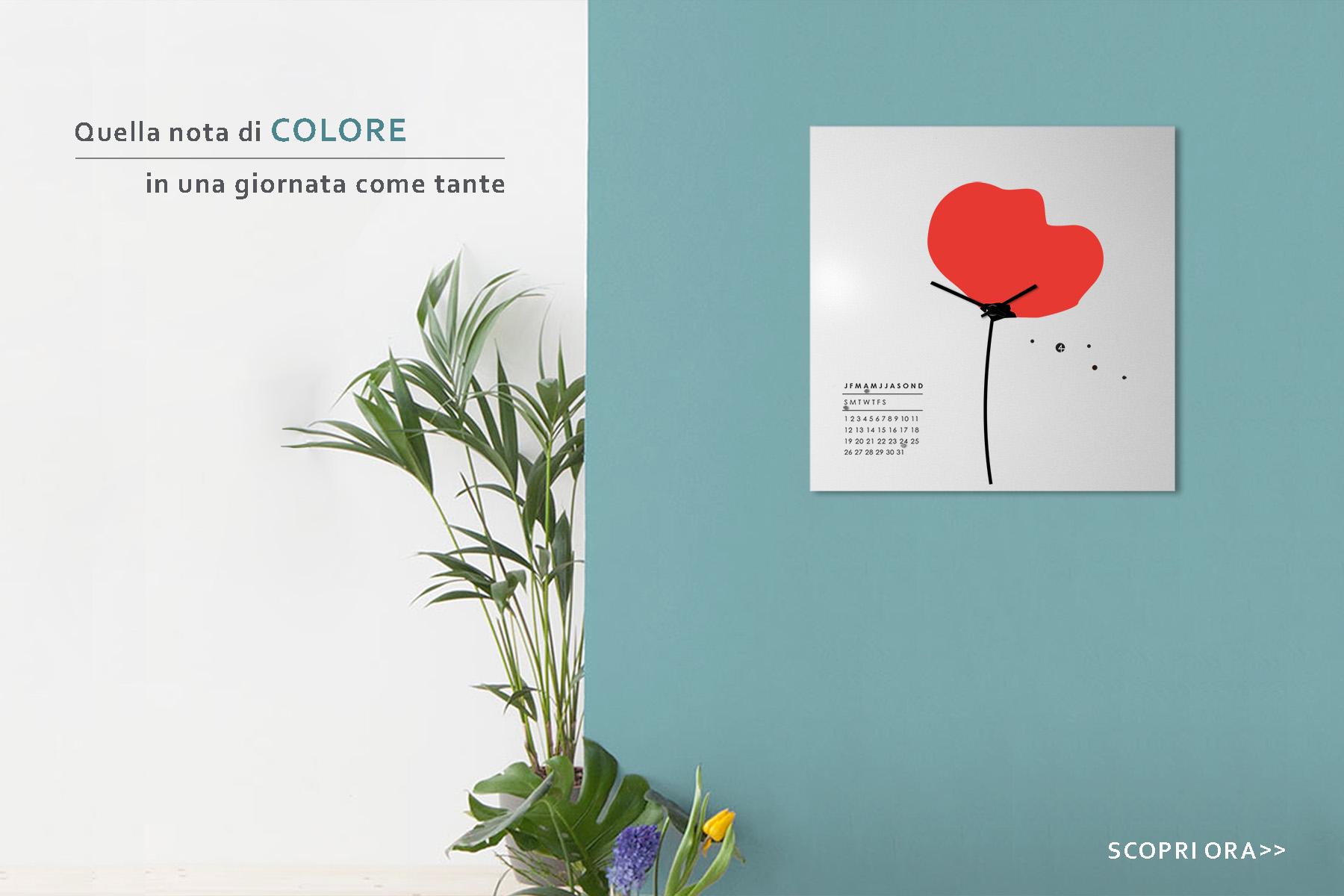 poppy-papavero-design-wall-clock-orologio-parete