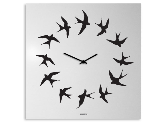 orologio-parete-design-wall-clock-birds-white