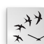 orologio-parete-design-wall-clock-birds-white-detail
