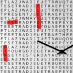 orologio-parete-design-wall-clock-cross-words-lancets