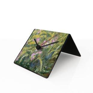 Orologio design Table clock Monet