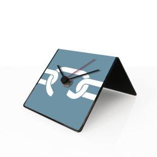 orologio di design table clock minimal design citazioni frasi Tempo Libertà
