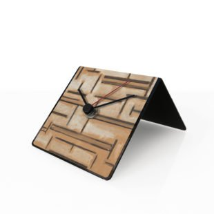 Design Clock Mondrian Peggy Guggenheim Collection