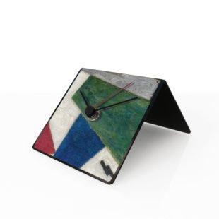 design art clock Malevich Peggy Guggenheim Collection