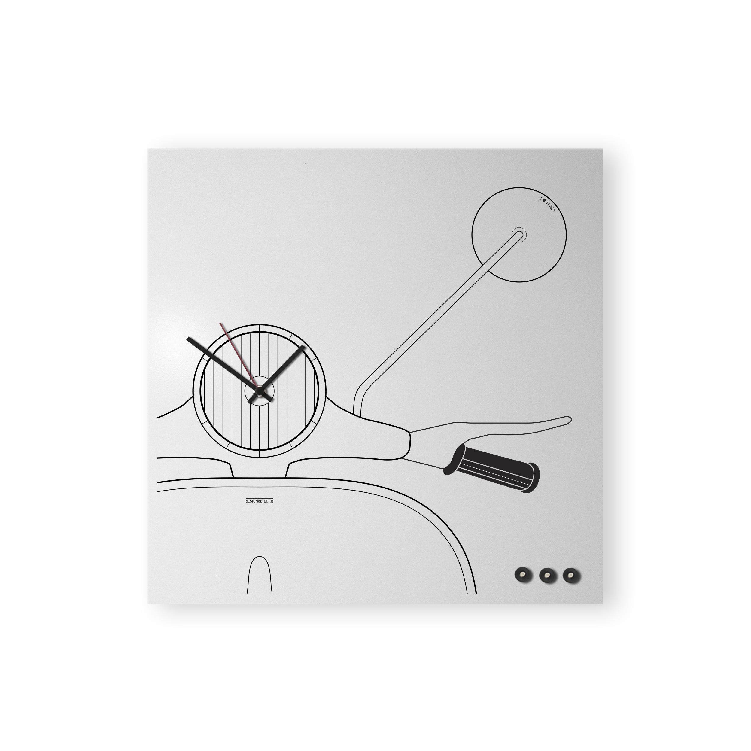 vespa vintage magnetic board