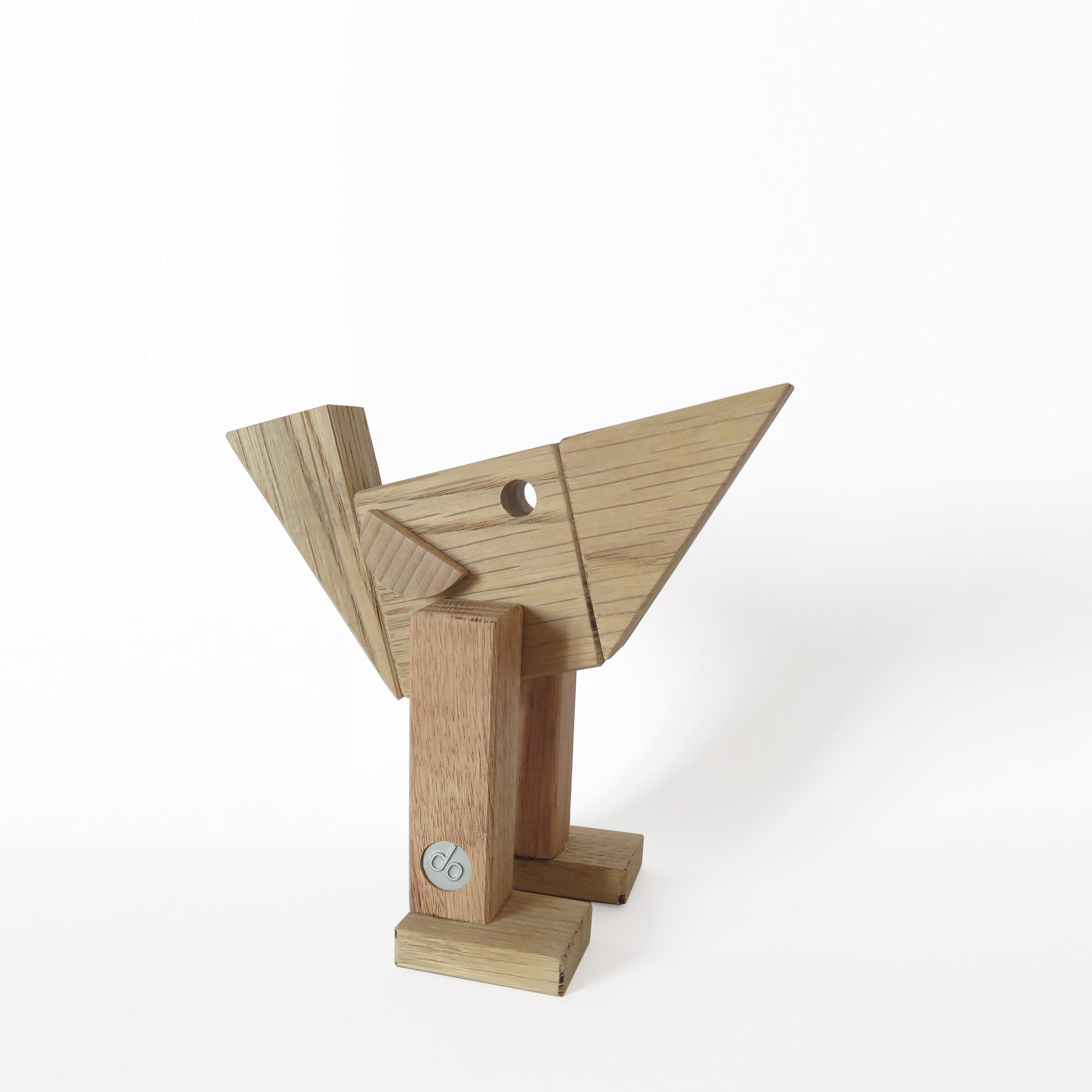 bird Wood toy design