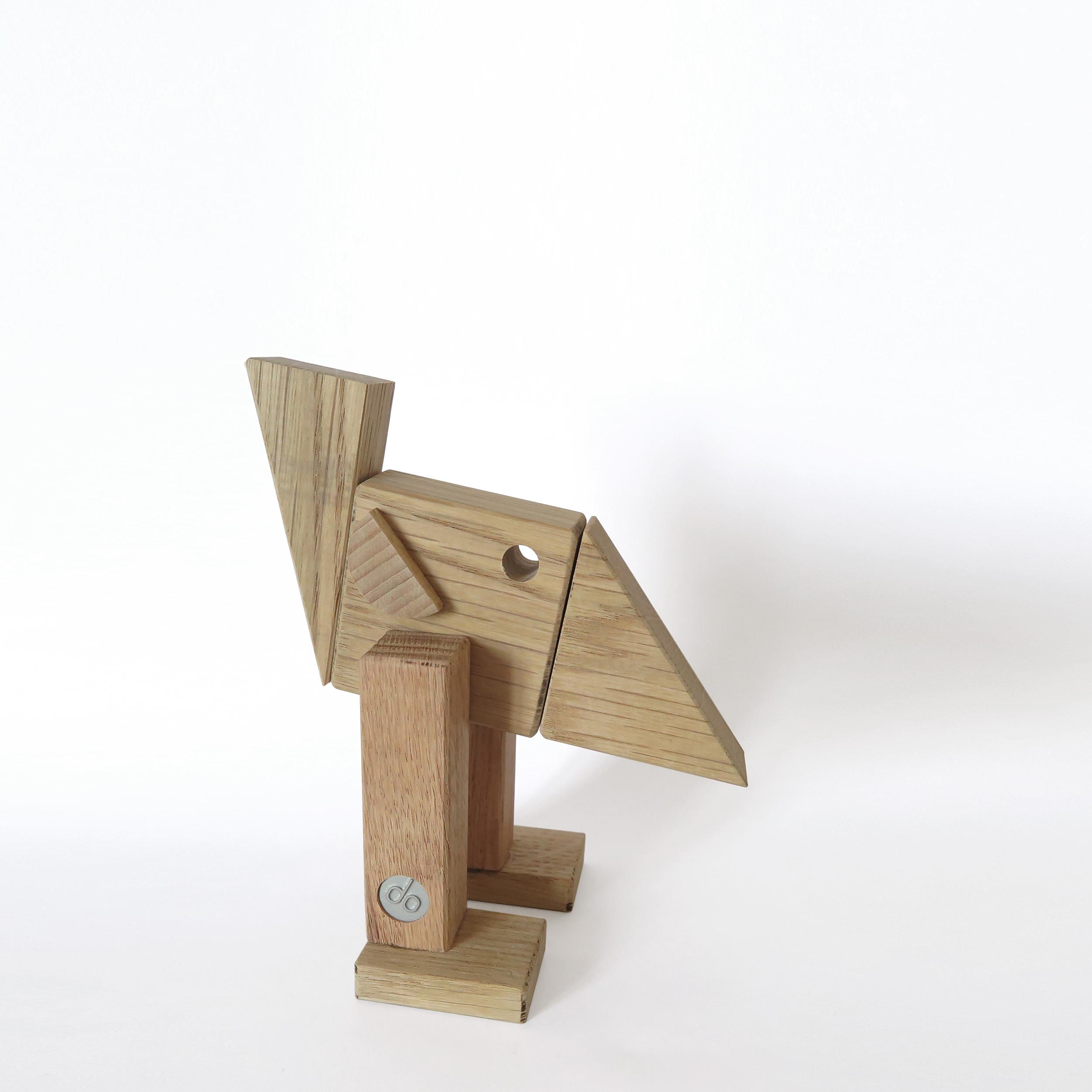 bird Wooden toy design