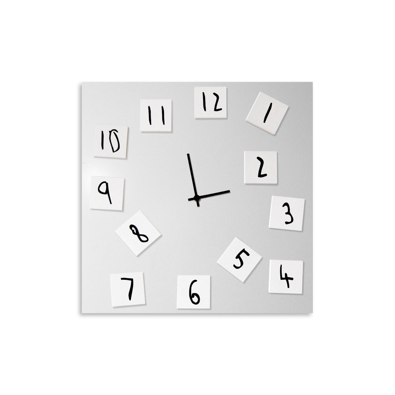 orologio-parete-design-wall-clock-changing-white
