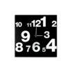 orologio-parete-design-wall-clock-numbers-line-black
