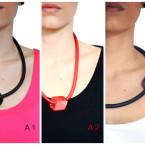 TOT-a-necklace-pvc-design-colors-red-black-white-minimal