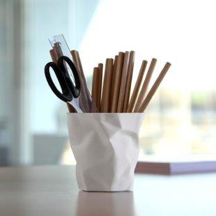 porta penne da scrivania design originale ed elegante