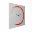 orologio-parete-design-calligrafia-wall-clock-decoration-enso-red