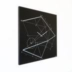 orologio-parete-design-wall-clock-decoration-time-line-black