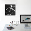 orologio-parete-design-wall-clock-mood-bike-black