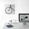 orologio-parete-design-wall-clock-mood-bike-white