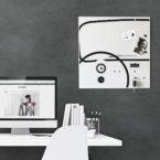 orologio-parete-lavagna-magnetica-design-wall-clock-magnetic-board-design-mood-cinquino