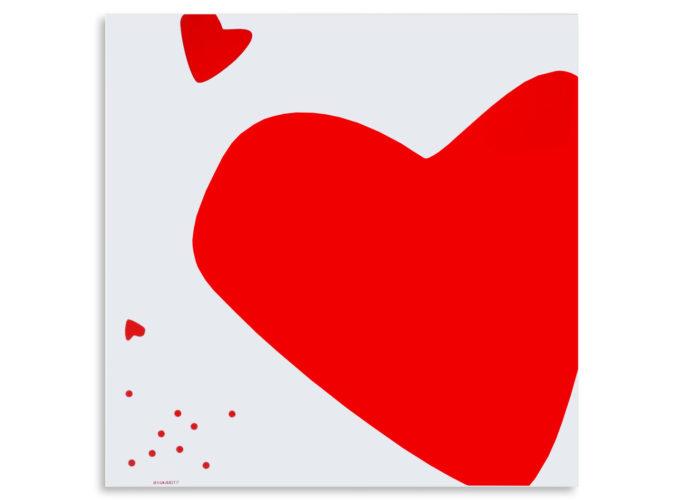 lavagna-magnetica-portafoto-magnetic-board-design-photo-holder-love-heart