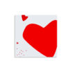 lavagna-magnetica-portafoto-magnetic-cuore-board-photo-holder-love-heart